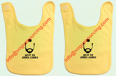 baby-bib-yellow-with-print-voguesourcing