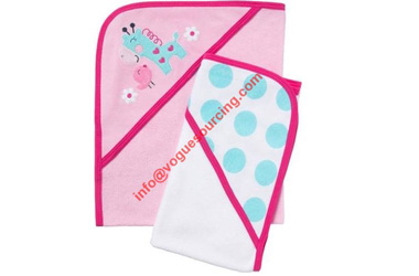 baby-girl-terry-hooded-giraffe-bath-towels-2-pack-voguesourcing