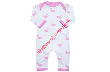 Baby-sleepsuit-with-pink-swans - Copy
