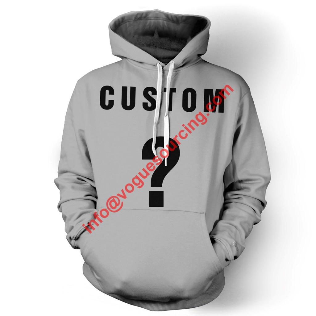 Custom zip up hoodies no minimum